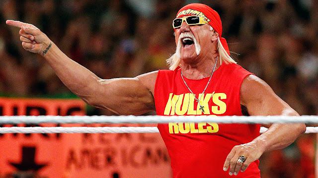 Hivatalos: Hulk Hogan újra a WWE tagja!