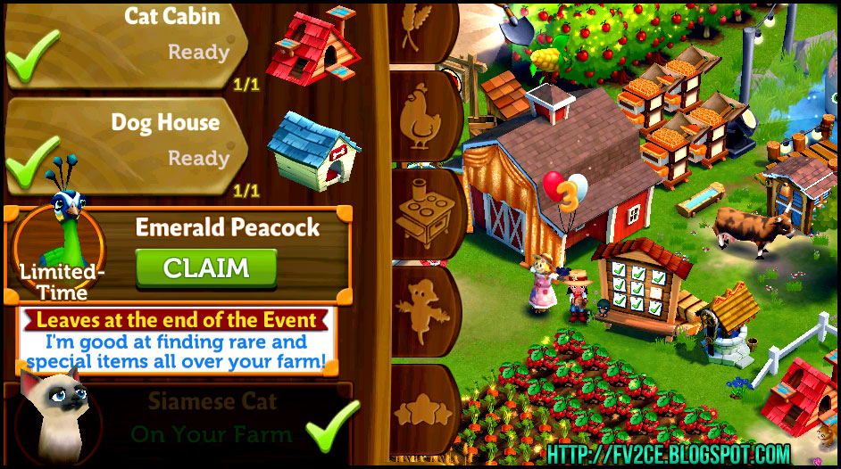 Farmville  Country Escape Crafting Table