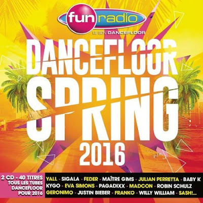 CD Fun Dancefloor Spring 2016