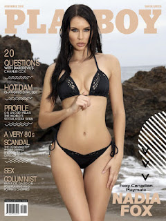 Playboy Sudafrica – Noviembre 2018 PDF Digital