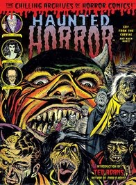 HAUNTED HORROR Vol. 7: Cry from the Coffin (Collecting issues #19, 20, and 21 + BONUSES)