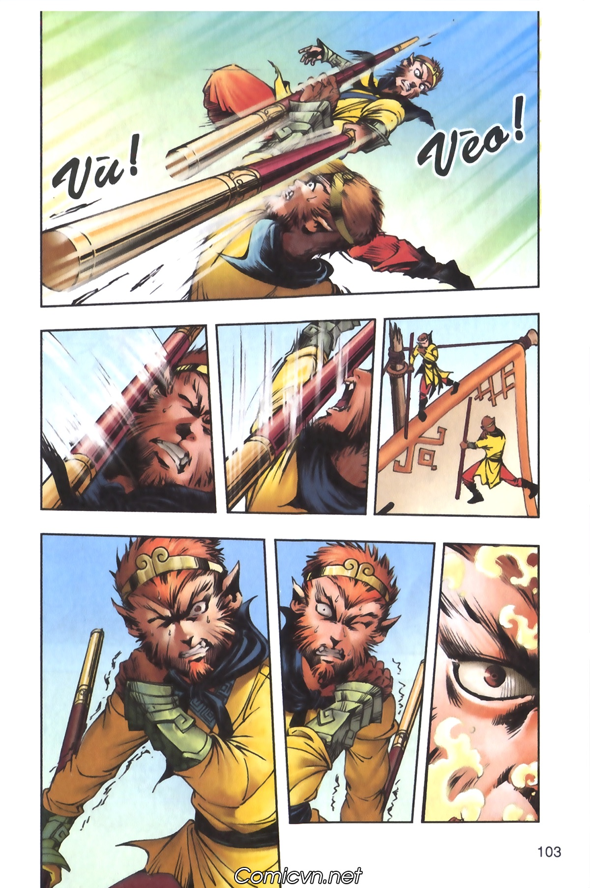 Tây Du Ký màu - Chapter 103 - Pic 29