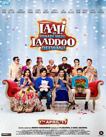 Laali Ki Shaadi Mein Laaddoo Deewana 2017 Full Hindi Movie Free Download