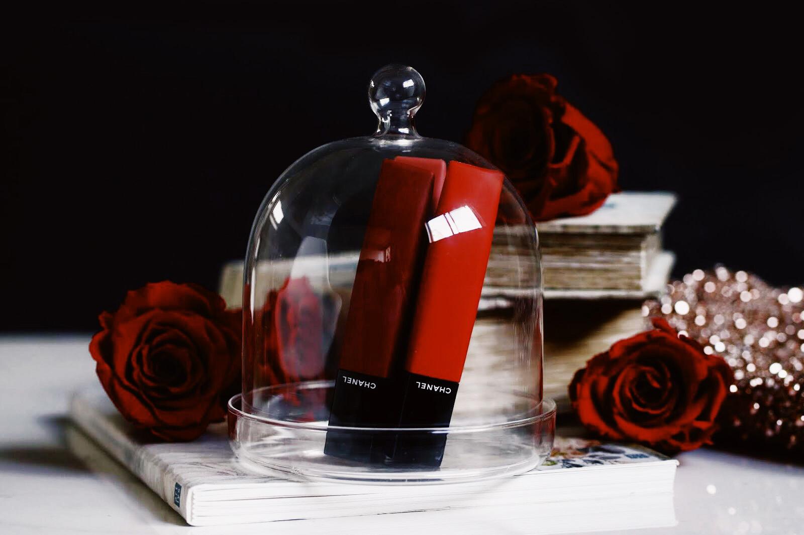 chanel rouge allure liquid powder rouge à lèvres mat effet flouté avis test swatch swatches