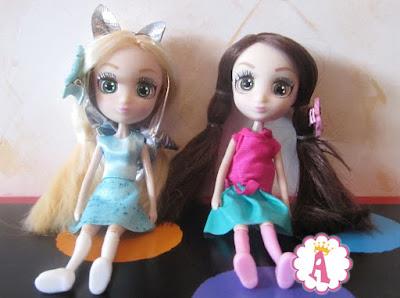 Shibajuku Girls Koe, Namika Shiba-Cuties mini series