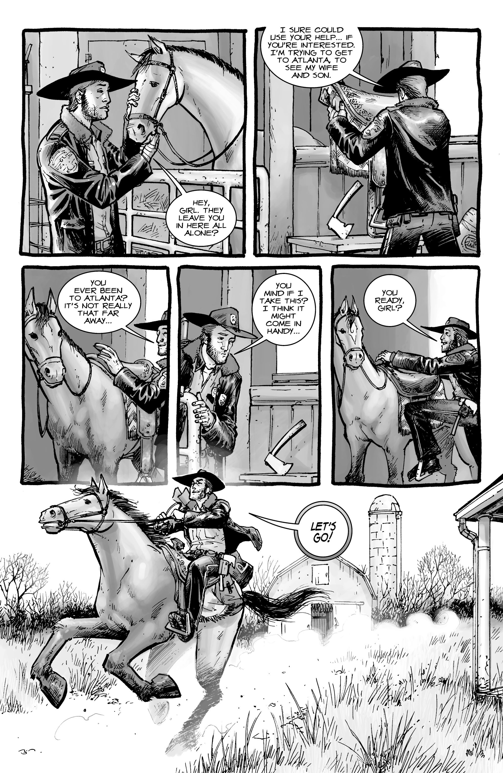 The Walking Dead issue 2 - Page 8