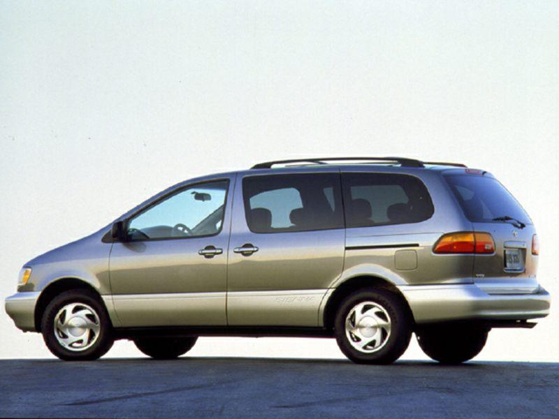 1999 Toyota Sienna Case Study: Engine Control Module (ECM