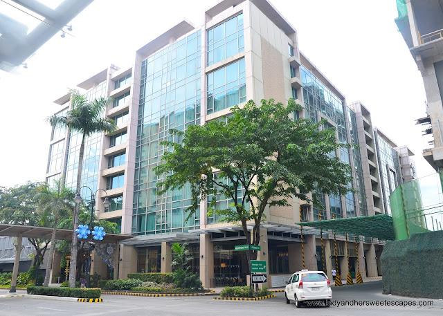 Mid-range hotel in Resorts World