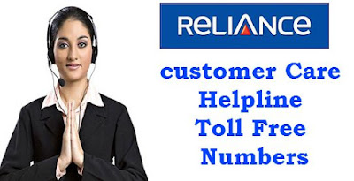 reliance-customer-care-number