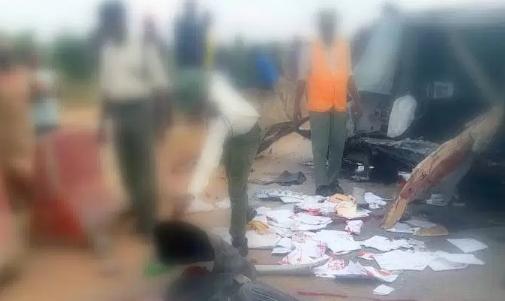overspeeding driver dies lagos ibadan