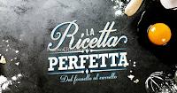 Logo Diventa giudice del programma La Ricetta Perfetta
