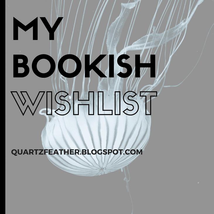 My Bookish Wishlist