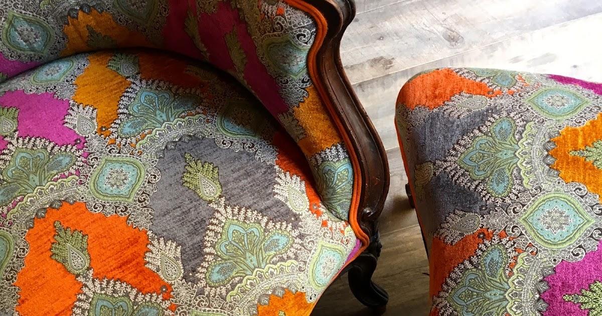 atelier anne lavit artisan tapissier d corateur 69007 lyon duchesse indienne. Black Bedroom Furniture Sets. Home Design Ideas