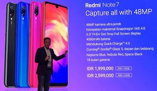 Harga Hp baru Xiaomi