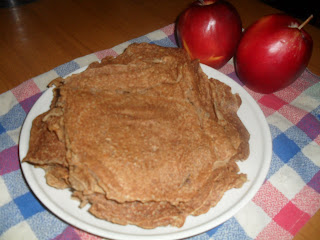 pancake no burro latte uova ricetta vegan