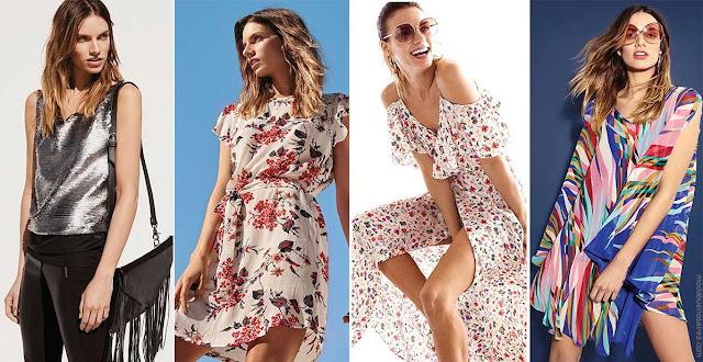Moda verano 2018: Los mejores looks de ropa de mujer para este verano 2018 en la colección de la marca argentina de moda Garófalo.