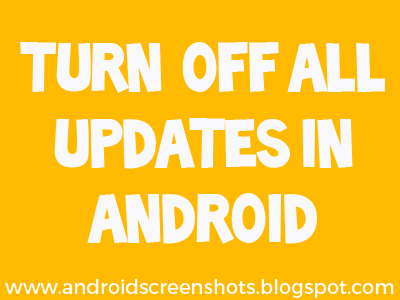 how to turn off underline in android
