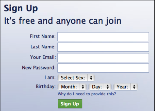 Open My Facebook Account without Password - KOBE MONITOR