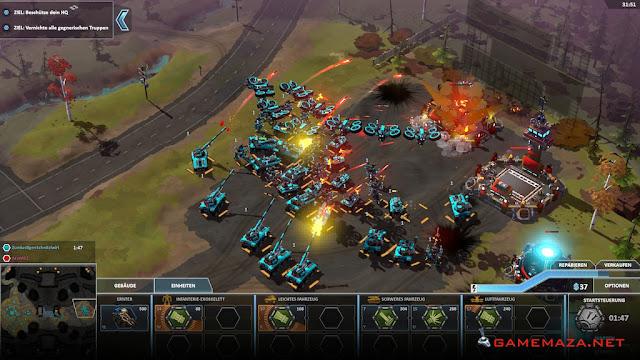 Forged Battalion Gameplay Screeshot 1