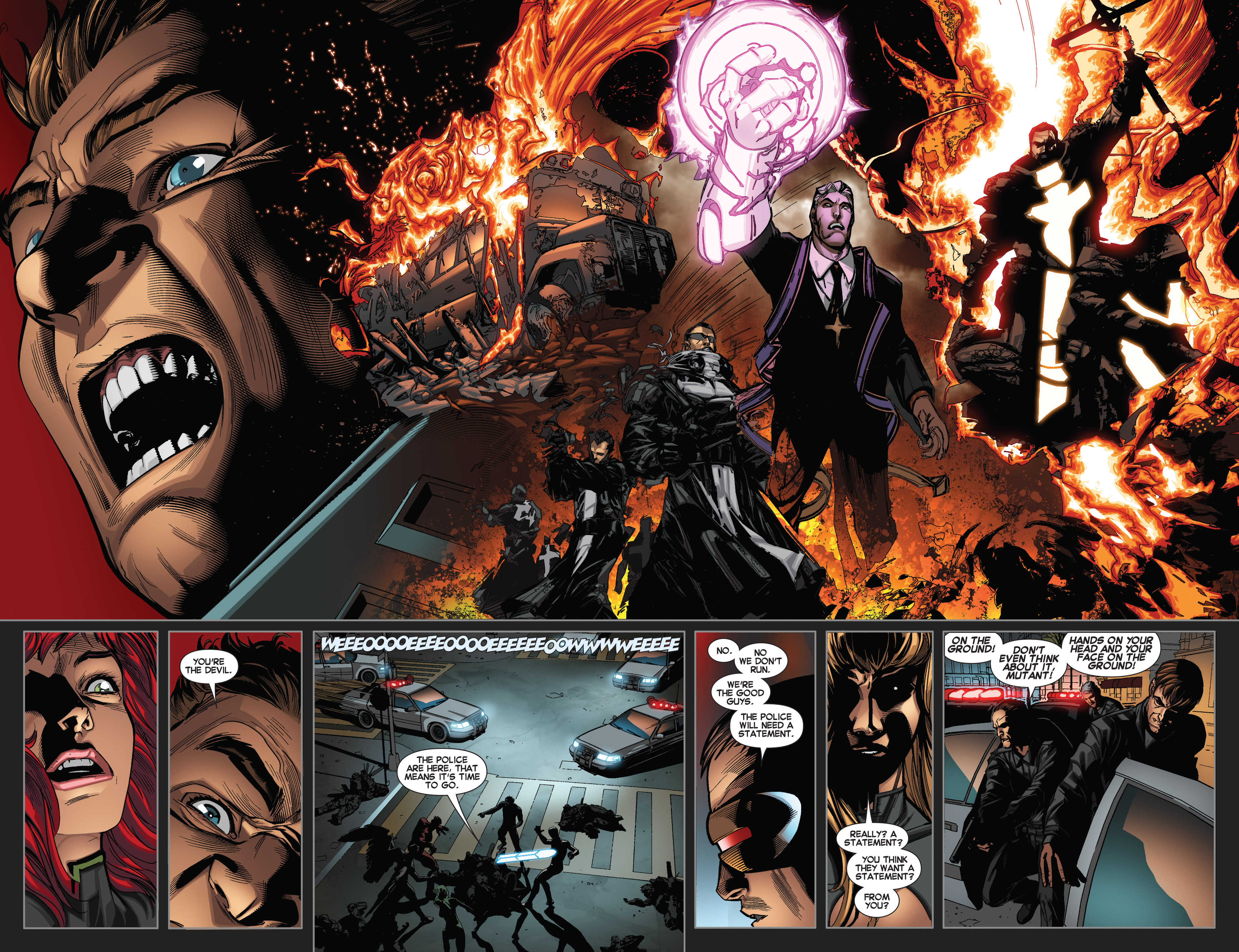Read online All-New X-Men (2013) comic -  Issue # _Special - All-Different - 34