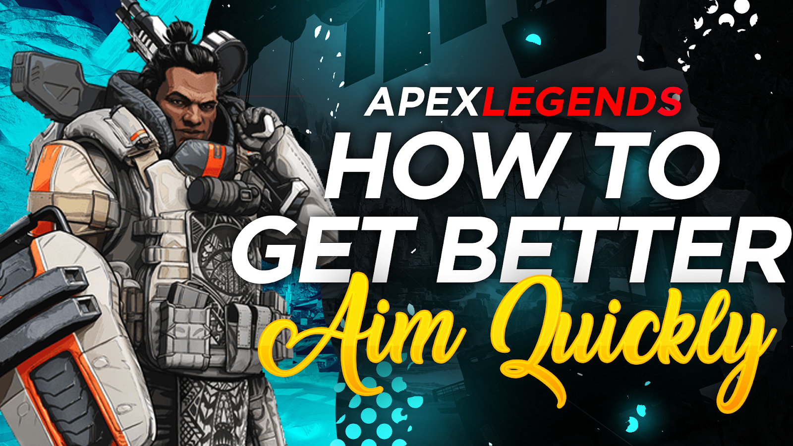 Apex Legends: How to Get Better Aim Quickly PC