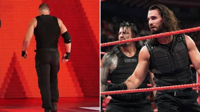 Dean Ambrose is officially out from the Shield