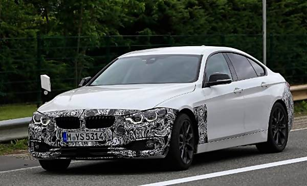2017 BMW 4 Series Facelift LCI Design