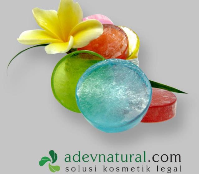 Pakai Sabun Transparan ADEV Natural, dijamin Sehat, Bersih dan Indah!