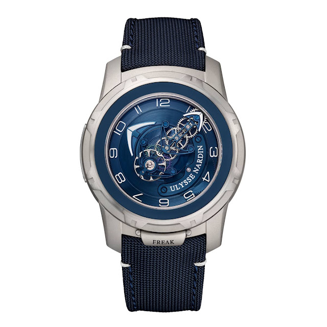 Ulysse Nardin Freak Out Out of the Blue