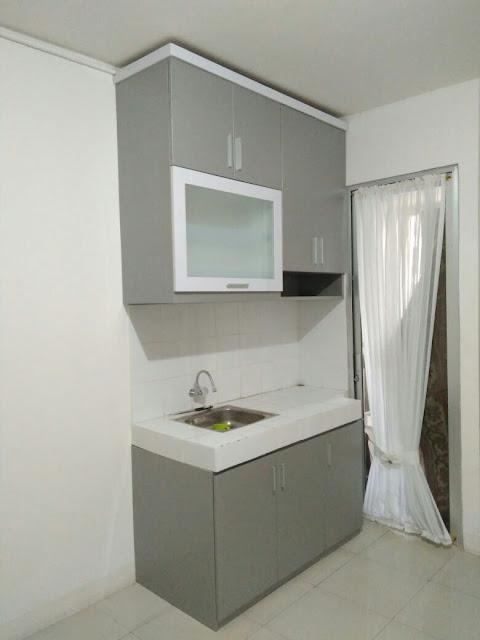 Kitchen set Minimalis di Kalibata