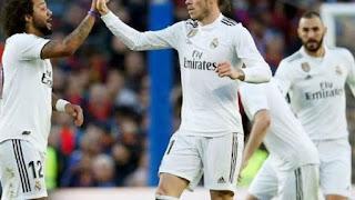 مشاهده مباراه ريال مدريد ومليليه اليوم بث مباشر 6-12-2018 يلا شوت الاسطوره في بطوله كاس ملك اسبانيا