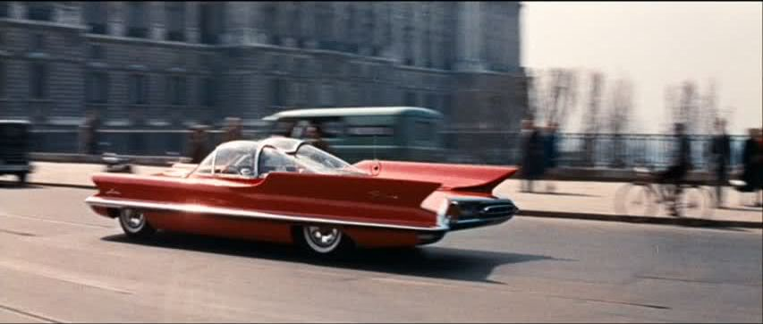 Before Batman: The Lincoln Futura