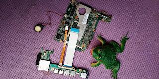Mainbord Laptop Notebook Asus 1015CX