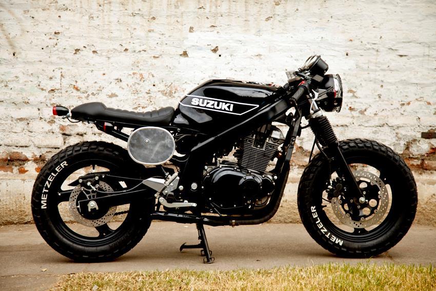 gs500 cafe racer id es d 39 image de moto. Black Bedroom Furniture Sets. Home Design Ideas
