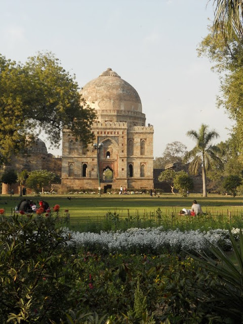 3 days in Delhi: Lodhi Gardens