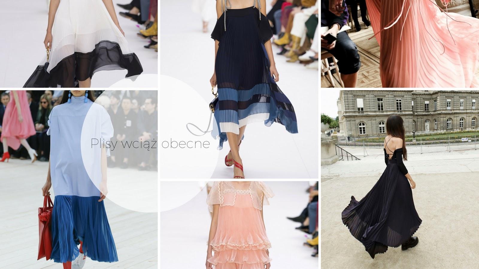 trendy na lato