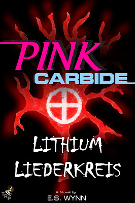 Fourth book in the Pink Carbide series