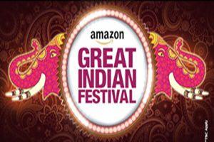 Amazon Online Shopping Festival Offer