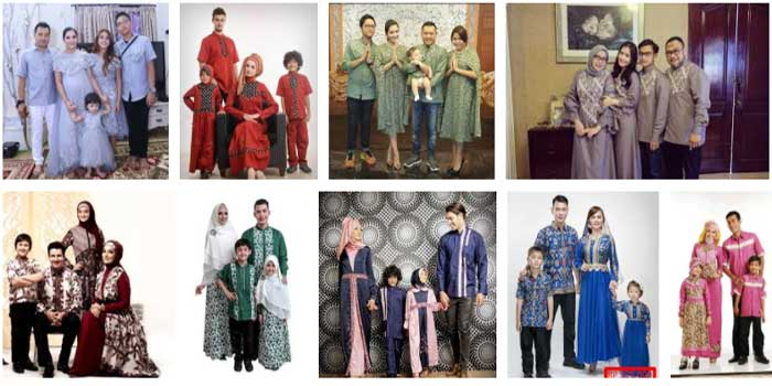 Tips Beli Seragam Keluarga Acara Pernikahan