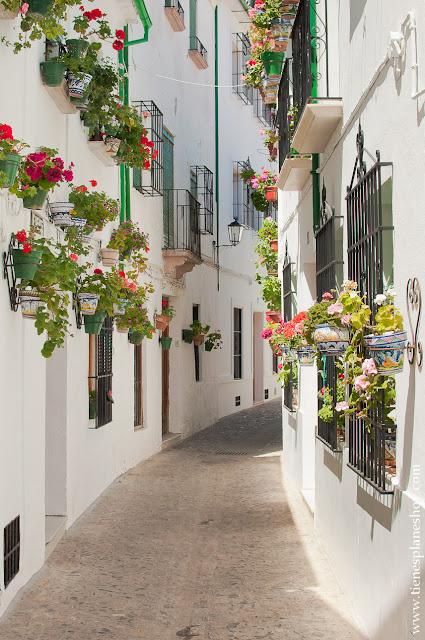 Priego de Cordoba Barrio de la Villa turismo