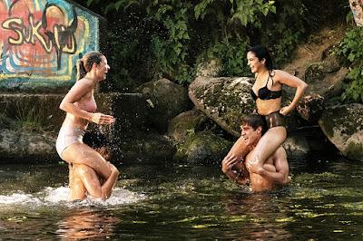 Riverdale Season 3 Cole Sprouse Lili Reinhart Camila Mendes Kj Apa Image 3