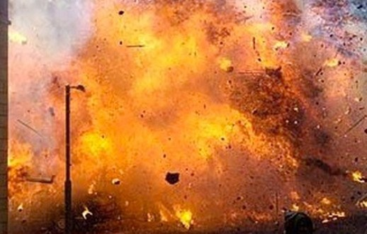 See photos from Lagos beer parlour explosion