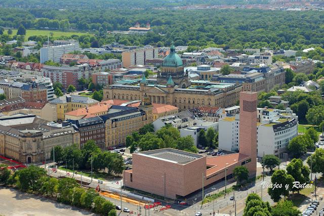 Bundesverwaltungsgericht, Leipzig, Alemania
