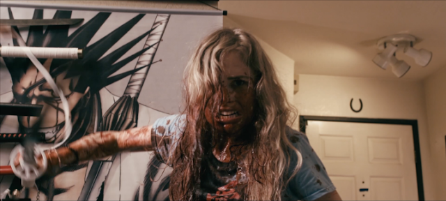 """ZombieCON"" - Still from the movie"