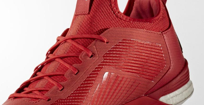 online store fb919 685a2 Bold All-Red Adidas Ace Tango 17 Turf Boots Revealed - Footy ...