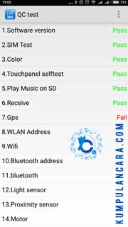 Kode Rahasia dan Menu Tersembunyi Xiaomi Redmi Note 3