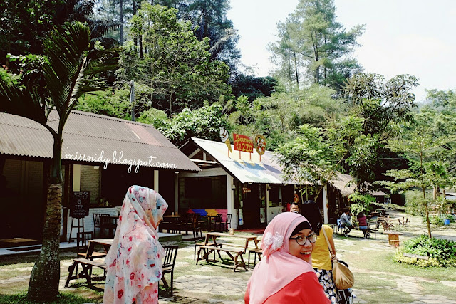 tempat makan di maribaya natural hot spring resort lembang