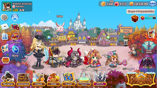 Tips dan trik bermain Hero Collection RPG