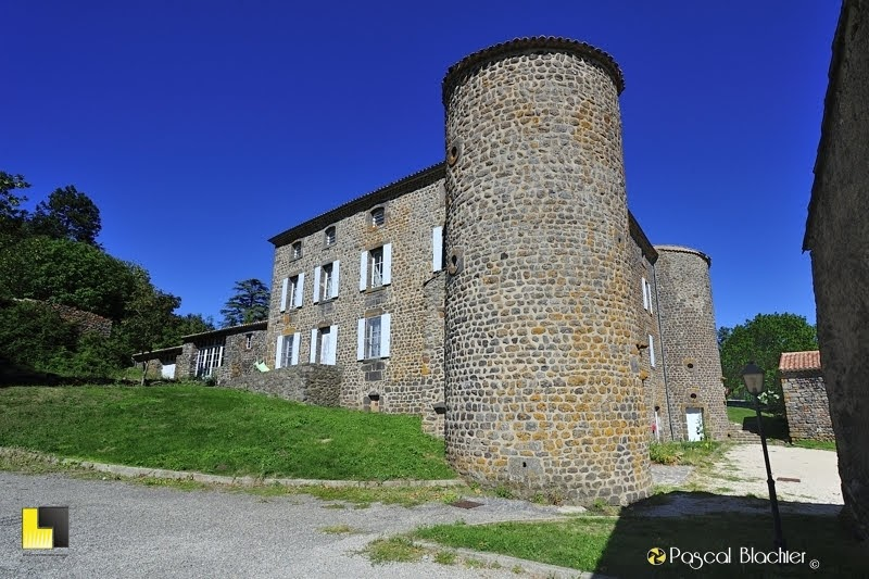Le château de Berzème photo Pascal Blachier Au delà du cliché