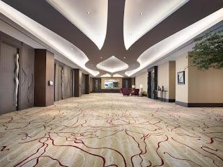 Pesona Crowne Plaza Bandung Hotel Mewah Bintang 5 di Kota Kembang Bandung